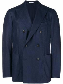 Boglioli classic double-breasted jacket N4302EBMC030