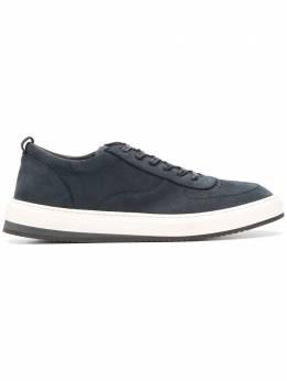 Corneliani кроссовки на шнуровке 82TM608820953