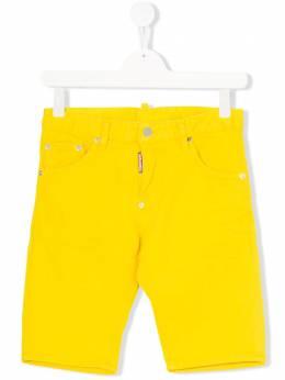 Dsquared2 Kids джинсовые шорты 'Teen' DQ024DD00IW