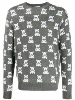 Moschino джемпер Teddy Bear V09115200