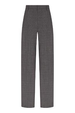 Серые брюки со стрелками Prada 40144472