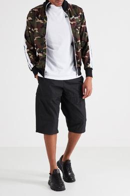 Спортивная камуфляжная куртка Palm Angels 1864144178