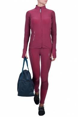 Олимпийка с фактурными вставками Adidas by Stella McCartney 1377126240