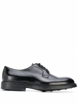 Doucal's туфли на шнуровке DU1385BRUGUF160