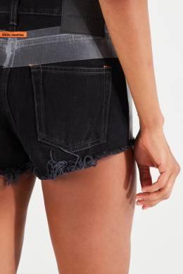 Короткие шорты с принтом Heron Preston 2771145114