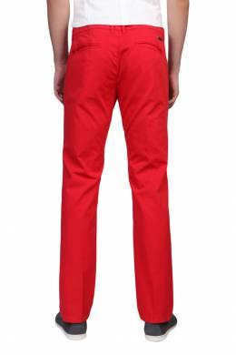 Красные брюки со стрелками Iceberg 1214145408