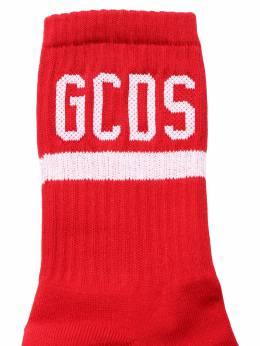 Трикотажные Носки Из Хлопка GCDS 69I1V5018-MDQw0