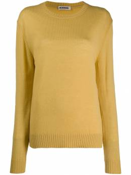Jil Sander свитер с круглым вырезом JPPP752500WPY20048