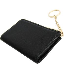 Chanel Black Caviar Leather CC Zippy Coin Purse 215924