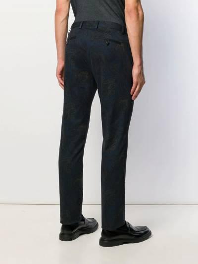 Etro - брюки с принтом пейсли 68563595069693000000 - 4