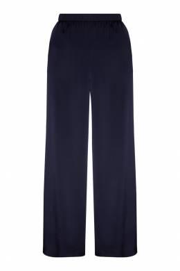 Блестящие брюки с эластичным поясом St. John 1655145677