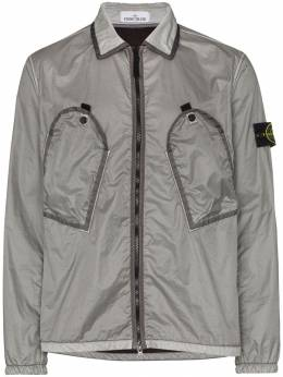 Stone Island куртка на молнии MO711511435
