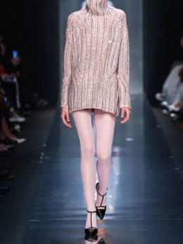 Короткое Трикотажное Платье Ermanno Scervino 70I5KT039-MzE5MDQ1