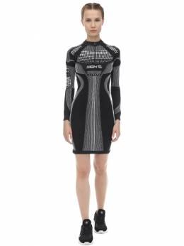 Спортивное Платье Из Джерси Misbhv 70I5CG029-TUxD0