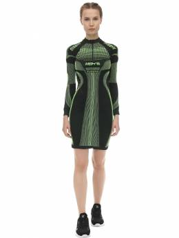 Спортивное Платье Из Джерси Misbhv 70I5CG027-TUxD0