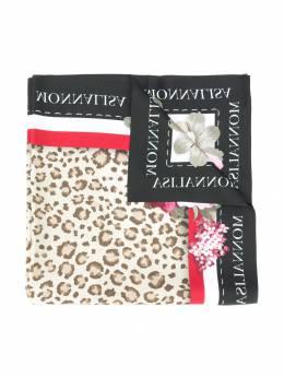 Monnalisa шарф с принтом 1940134104
