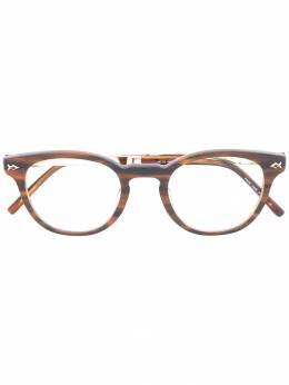 Matsuda очки с круглой оправой M2020