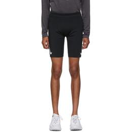 Nike Black Aeroswift Half Length Running Shorts AR3246-010