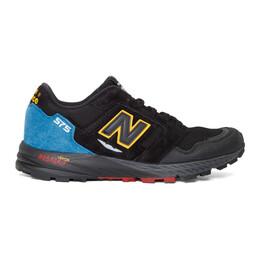 New Balance Black Made In UK Urban Peak MTL 575 Sneakers 192402M23704110GB