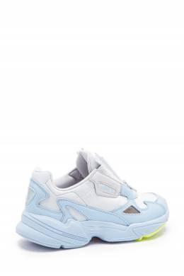 Комбинированные кроссовки с молниями Falcon Zip W Adidas 819146998