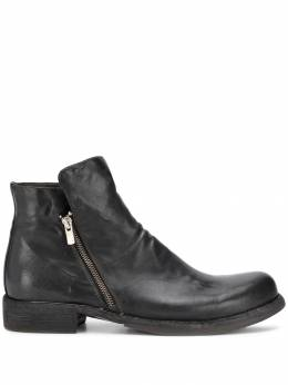 Officine Creative ботинки Magnete на молнии OCUIKON047