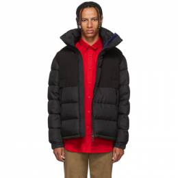 Moncler Black Down Laveda Jacket 192111M17804803GB