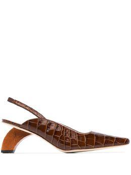Rejina Pyo туфли Dylan 65 на скульптурном каблуке H085