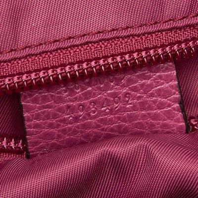 Gucci Pink Nylon GG Tote Bag 181997 - 5
