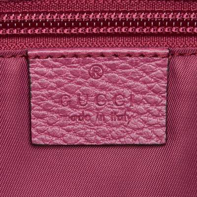 Gucci Pink Nylon GG Tote Bag 181997 - 6