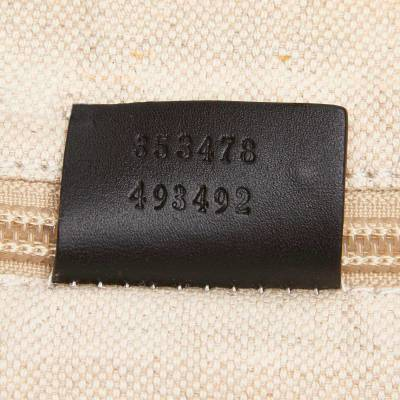 Gucci Brown Leopard Print Nylon Clutch Bag 179508 - 5