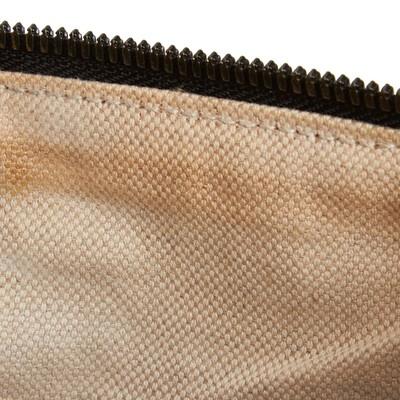 Gucci Brown Leopard Print Nylon Clutch Bag 179508 - 6