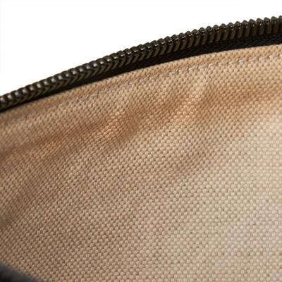 Gucci Brown Leopard Print Nylon Clutch Bag 179508 - 7