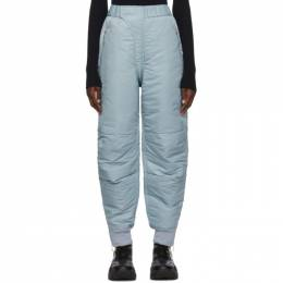 Ambush Blue MA-1 Lounge Pants 192820F08600102GB