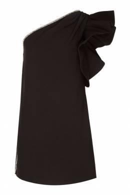Короткое платье с крупной оборкой Self-portrait 532148116