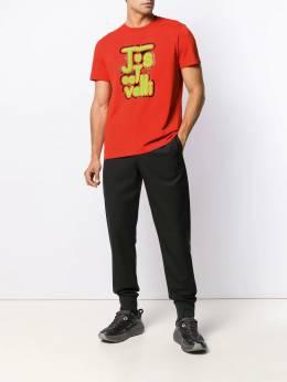 Just Cavalli футболка с надписью S03GC0551N20663