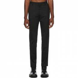 Dsquared2 Black Tidy Fit Trousers S71KB0216