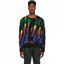 Dsquared2 Multicolor Tie-Dye Sweater S71HA0943