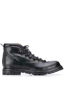 Officine Creative ботинки на шнуровке OCUKONT003AERCAD357