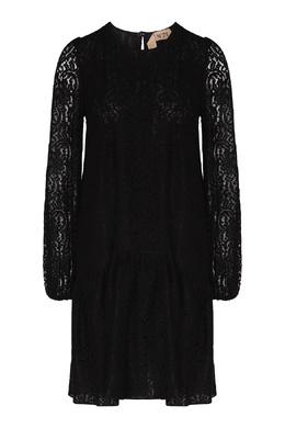 Короткое кружевное платье No. 21 35148615