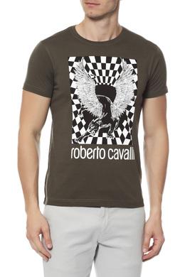 Футболка Roberto Cavalli FST650A#21704006