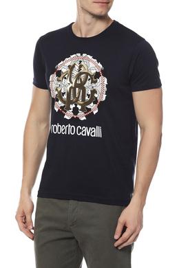 Футболка Roberto Cavalli FST655A#22204926