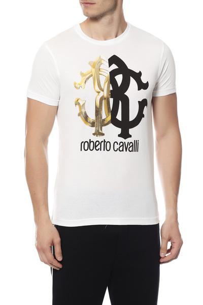 Футболка Roberto Cavalli FST656A#22300053 - 1