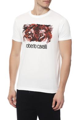 Футболка Roberto Cavalli FST652A#21900053
