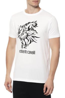 Футболка Roberto Cavalli FST654A#22100053