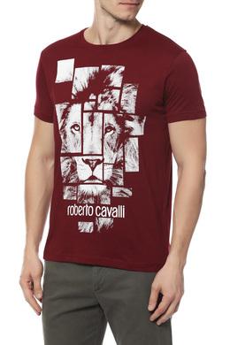 Футболка Roberto Cavalli FST651A#21802002