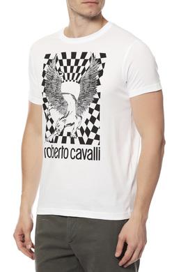 Футболка Roberto Cavalli FST650A#21700053