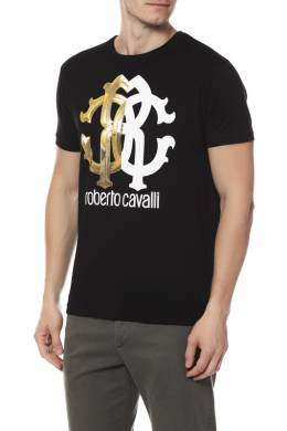 Футболка Roberto Cavalli FST656A#22305051