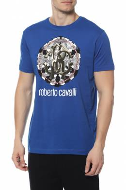 Футболка Roberto Cavalli FST655A#22203030
