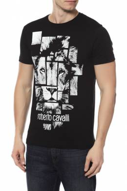 Футболка Roberto Cavalli FST651A#21805051