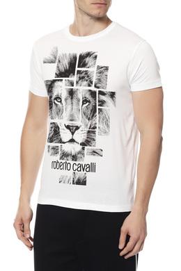 Футболка Roberto Cavalli FST651A#21800053